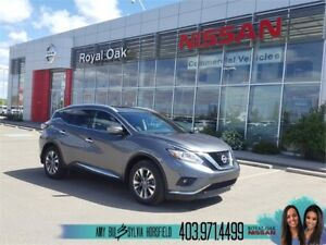 2015 Nissan Murano SL ** Leather and Remote Starter **