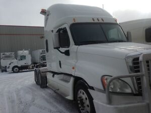 Call Syed for 2009 Freightliner Cascadia, 72 Bunk Automatic