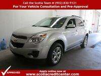 -2014 Chev Equinox LT AWD- Rearview Camera - Htd Seats !!