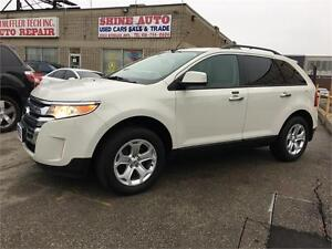 2011 Ford Edge SEL LEATHER ALL WHEEL DRIVE!!!