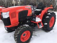 Kubota L01 and L60 Series Tractors Brandon Brandon Area Preview