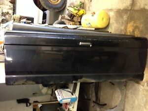 Tail Gate FORD 1987 up to 1996 F-150 and F-250 and up1997 F-350