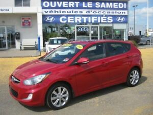 2014 Hyundai Accent GLS ** Jamais accidenté**