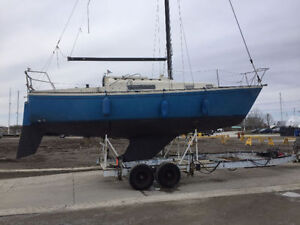 Gorgeous Aloha 28ft Sailboat for sale!