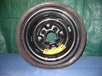Datsun 280ZX Space Saver Tire