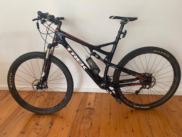 532b5171d61 Trek Superfly carbon 9.8SL mountain bike | Men's Bicycles | Gumtree ...