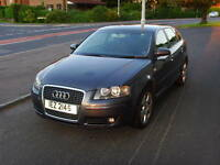 Audi A3 1.9 TDI Sport 2006 5dr VERY LOW MILEAGE