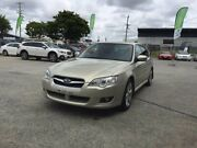 2008 Subaru Liberty MY08 2.5I Heritage Gold 4 Speed Auto Elec Sportshift Sedan Coopers Plains Brisbane South West Preview