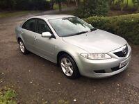 2003 Mazda 6 TS cheap reliable car
