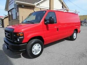 2009 FORD E250 Cargo 4.6L Rack Divider Shelving ONLY 118,000KMs