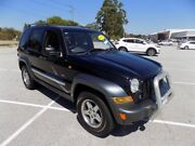 2006 Jeep Cherokee KJ MY2006 Sport Black 4 Speed Automatic Wagon Maddington Gosnells Area Preview