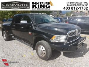 2012 Ram 3500 Laramie | Dually | Nav | Onboard air | 5th wheel |