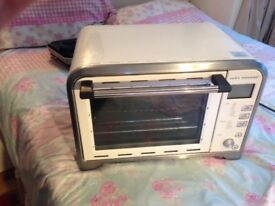 COOKES ESSENTIAL TOASTER OVEN