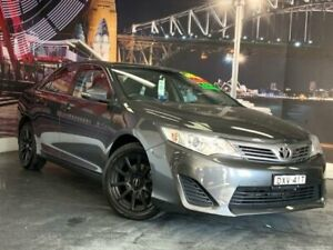 2014 Toyota Camry ASV50R Altise Galaxy Grey Sports Automatic Sedan Prospect Blacktown Area Preview