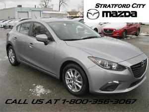 2014 Mazda Mazda3 GS-HEATED SEATS! Mazda CPO! Rates from 0.9%