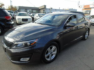 2015 Kia Optima LX,A/C,BT,HTD.SEATS,ALLOYS FACTORY WARRANTY!!