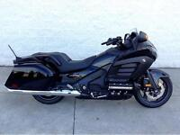 2014 HONDA GL1800F6B - MANAGERS SPECIAL - DISCOUNT $3,200