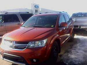 2013 Dodge Journey R/T - LOADED - DVD - SUNROOF - LEATHER