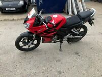 Honda cbr 125r cbr 125 px welcome can deliver can accept cards
