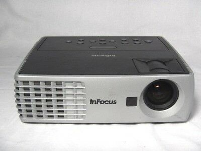 InFocus IN1100 W1100 DLP Projector 2100 Lumens 1080p 720p only 75lamp hours READ for sale  North York