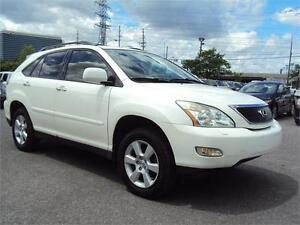2009 Lexus RX 350 AWD DVDS LEATHER HEATED SEATS