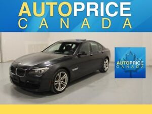 2012 BMW 750i xDrive NAVIGATION|MOONROOF|LEATHER