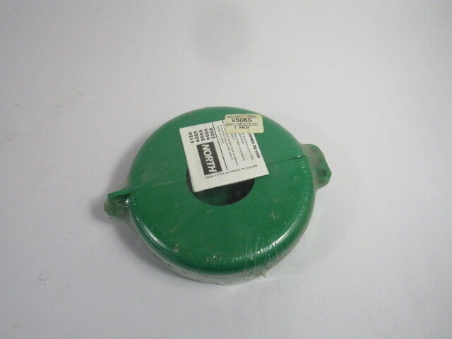 "North VS06G Green Lockout for Wheel Valve for Size 5-6-1/2""  NEW"