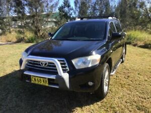 Toyota Kluger GRANDE 7 seater Automatic - Located on the Mid-North NSW Coast Macksville Nambucca Area Preview
