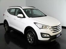 2015 Hyundai Santa Fe DM2 MY15 Active Cream 6 Speed Sports Automatic Wagon Victoria Park Victoria Park Area Preview