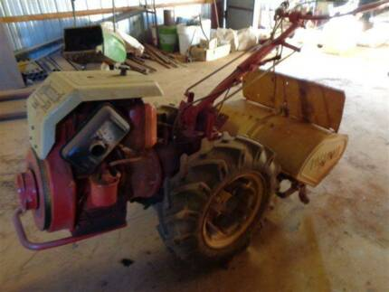 Pasquali Rotary Hoe Model 924 Melton Melton Area Preview