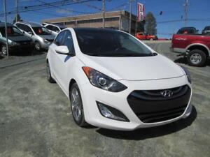 2013 Hyundai Elantra GT SE LEATHER / PAN ROOF / AUTOMATIC