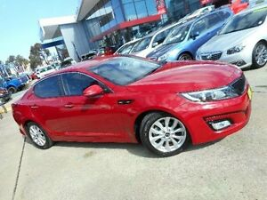 2013 Kia Optima TF MY14 SI Red 6 Speed Automatic Sedan Belconnen Belconnen Area Preview