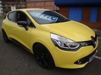 "14 RENAULT CLIO1.5TD ( 90bhp ) ( MediaNav ) DYNAMIQUE S """"TAX EXEMPT """""