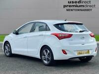 2016 Hyundai i30 1.4 Blue Drive Se 5Dr Hatchback Petrol Manual
