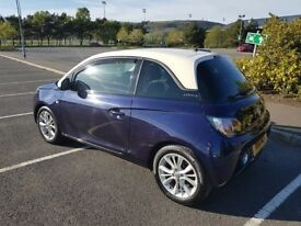 Vauxhall adam jam 1.2 petrol LOW MILEGAE NOT BMW AUDI MINI FORD