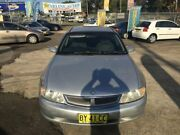 2002 Holden Berlina VX II Sedan 4dr Auto 4sp 3.8i Silver Automatic Sedan Bass Hill Bankstown Area Preview