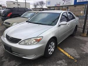 2003 Toyota Camry LE Special Price $2999