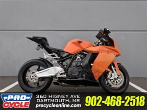 KTM RC8 Reduced Now Only $8999!