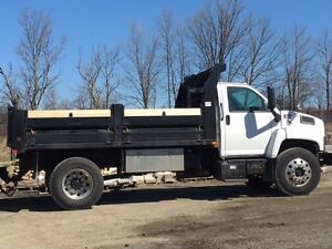 GMC 7500 Topkick Dump Truck