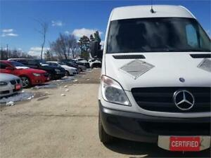 b2e11650ff 2013 Mercedes-Benz Sprinter Cargo Van EXT Fully Certified