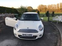 Mini Cooper in Cream, Immaculate 1.6 d