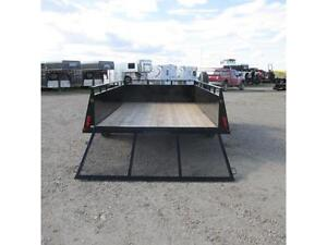 NEW 2016 Mirage 7X12 Utility Landscape Trailer with Ramp Gate Edmonton Edmonton Area image 6