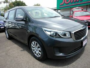 2015 Kia Carnival YP MY15 S Grey 6 Speed Automatic Wagon Mount Gravatt Brisbane South East Preview