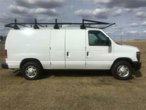 2014 Ford Econoline E150 Cargo Van LOADED UPFITTED ONLY 75