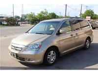 2005 Honda Odyssey EX-L*Power Sliding Doors/DVD Display/Leather*