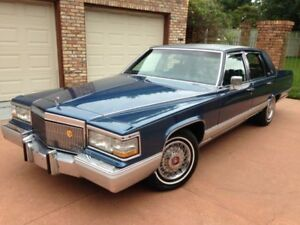 Wanted: 1992 Cadillac Brougham D'Elegance
