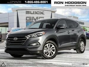 2016 Hyundai Tucson All-wheel Drive