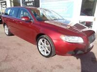 Volvo V70 2.4D ( 163ps ) Geartronic 2008 SE Lux Estate S/H Finance Available p/x
