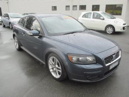 2007 Volvo C30 T5 Blue 5 Speed Auto Geartronic Hatchback Invermay Launceston Area Preview