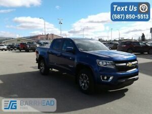 2017 Chevrolet Colorado 4WD Z71 CREW CAB REMOTE START V6